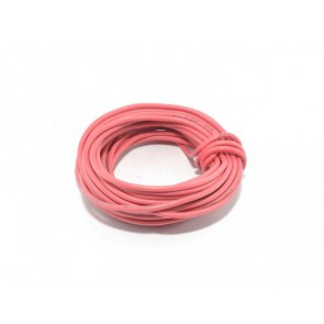 Wire Silicon 1,5 mm2 - red