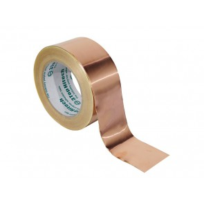 Copper shielding tape, 2 inch wide, 100 feet long