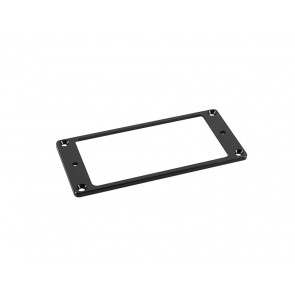 Humbucker frame, flat, 3x3mm, black