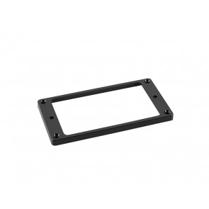 Humbucker frame, flat, 5x5mm, black