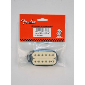 Fender Genuine Replacement Part pickup Classic Player Jaguar HH neck aged white