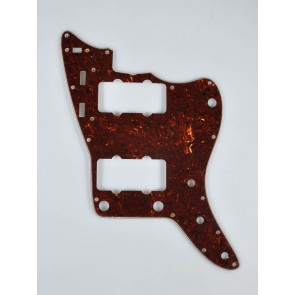 Fender Genuine Replacement Part pickguard '62 Jazzmaster 13 screw holes 4-ply tortoise shell