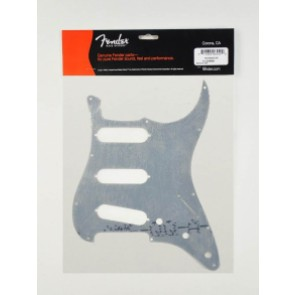 Fender Genuine Replacement Part pickguard shield '60s Strat 11 holes