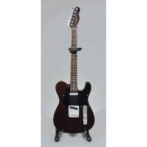 Fender mini guitar replica Fender Tele rosewood