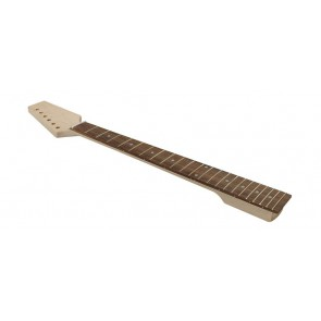 Neck Strat, rosewood fretboard, 22 frets, paddle head
