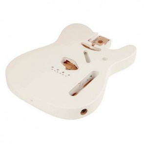 Fender Classic 60'S Telecaster® SS Alder Body Vintage Bridge mount - Olympic White
