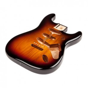 Fender Classic 60'S Stratocaster ® SSS Alder Body Vintage Bridge mount - 3-color Sunburst