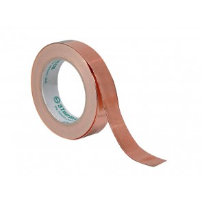 Copper shielding tape, 1 inch wide, 100 feet long