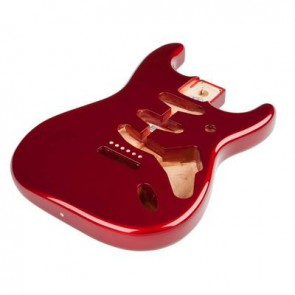 Fender Classic 60'S Stratocaster ® SSS Alder Body Vintage Bridge mount - Candy Apple Red