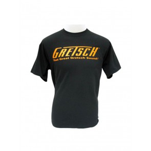 Gretsch That Great Gretsch Sound! T-shirt, black, XXL