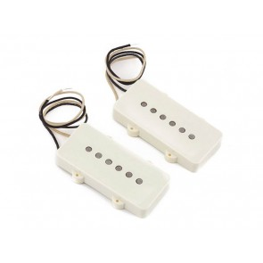 Fender Genuine Replacement Part pickup set Pure Vintage '65 Jazzmaster, vintage white