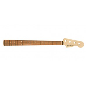 Fender Genuine Replacement Part Standard Series Precision Bass neck, 20 medium jumbo frets, pau ferro fb