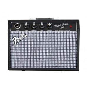 "Fender battery amp 'Mini 65 Twin-Amp', 1W, 2x3"" speakers"