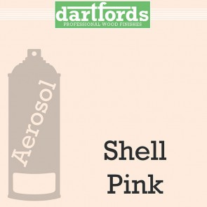 Dartfords Cellulose Paint Shell Pink - 400ml aerosol