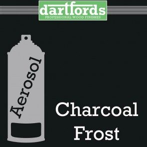 Dartfords Metallic Cellulose Paint Charcoal Frost - 400ml aerosol