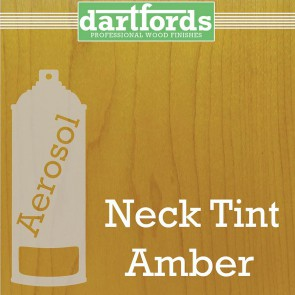 Dartfords Nitrocellulose Neck Lacquer Amber - 400ml aerosol
