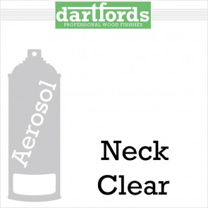 Dartfords Nitrocellulose Neck Lacquer Clear - 400ml aerosol
