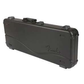 Fender deluxe guitar case for Strat/Tele, molded, black