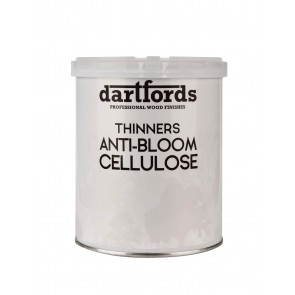 Dartfords Thinners Anti-Bloom Cellulose - 1000ml can