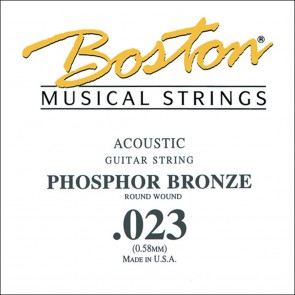 Boston .023 snaar, phosphor bronze