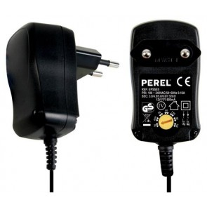 Perel Universal adapter 500 mA