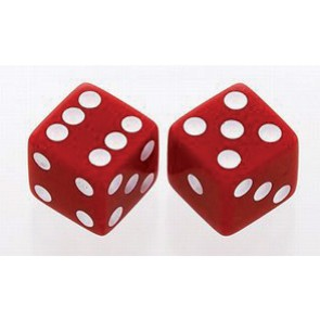 Allparts Dices red set