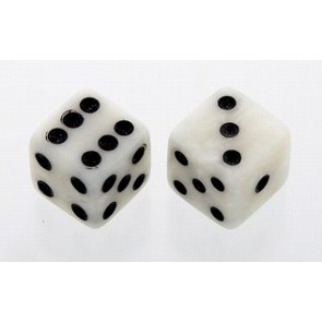 Allparts Dices pearloid set