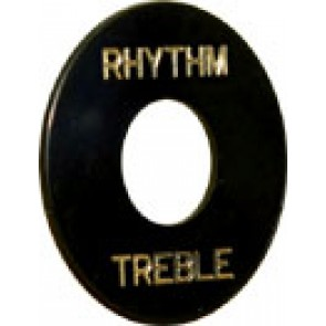 Rhythm treble plaatje LP black