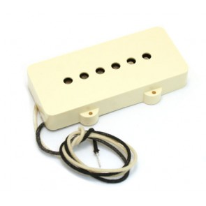Fender Genuine Replacement Part pickup '62 Jazzmaster neck aged white