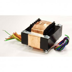 Power Trafo VOX® AC 50 supports GZ34 tube rectifier