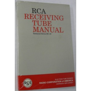 RCA Receiving Tube Manual RC-19
