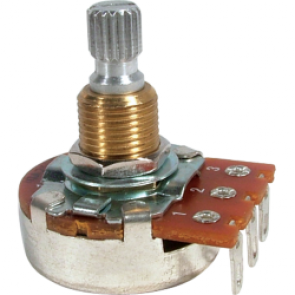 Bourns Potentiometer GTR 250k lin split shaft