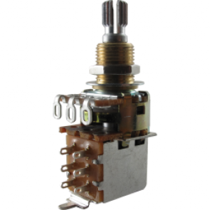 Bourns Push Pull Potentiometer GTR 1MEG LOG