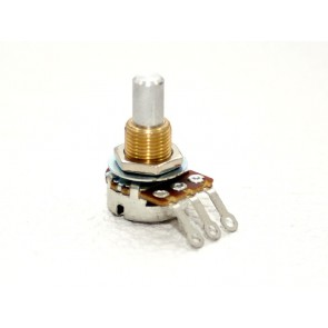 Bourns Potentiometer Mini 250k Log Solid Shaft
