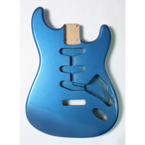 Body Strat-model SSS Lake Placid-Blue finish