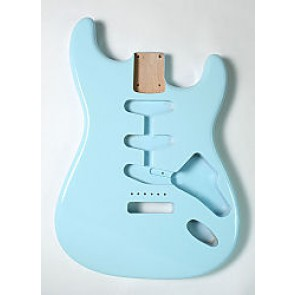 Body Strat-model SSS Sonic Blue finish