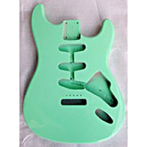 Body Strat-model SSS Surf Green