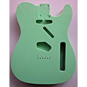 Body Tele model Double Binding Surf Green