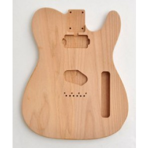 Body Tele model Alder HS-routing unfinished