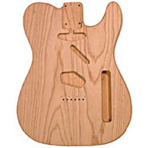 Body Tele Model, Blank Swamp Ash