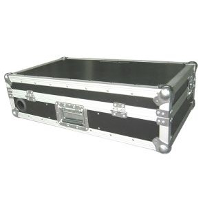 "Flightcase 10"" Mixer / 2 CD"