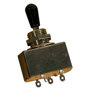 LP Toggle Switch, gesloten