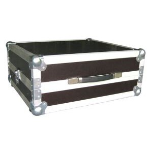 Mixer Flightcase angled 19""