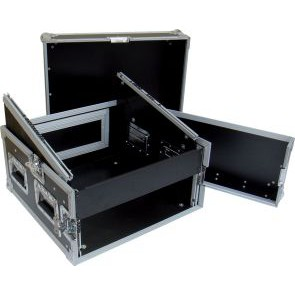 Mixer Flightcase 19""