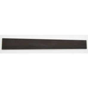 Fingerboard for guitar, ebony