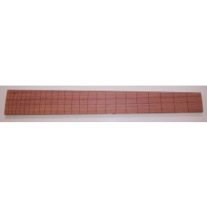 Fingerboard Guitar, slotted, rosewood