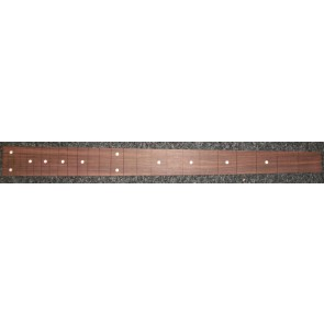 Fingerboard Bass Slotted 4 string with radius