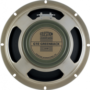Celestion G10 Greenback UK Made 8 ohm