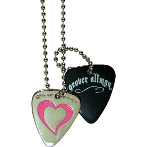 GA  Heart Necklace