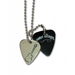 GA  Guitar Necklace